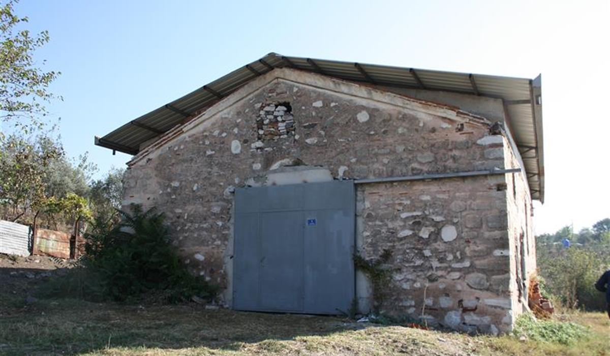Ioannes Theologos church çatalağıl